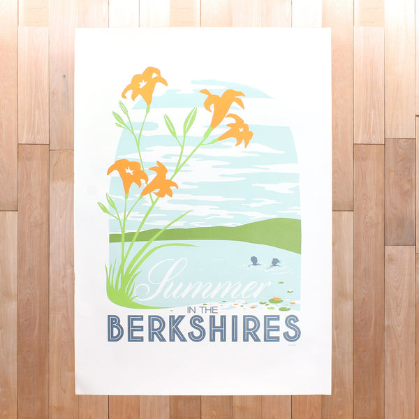 Berkshire Seasons Posters