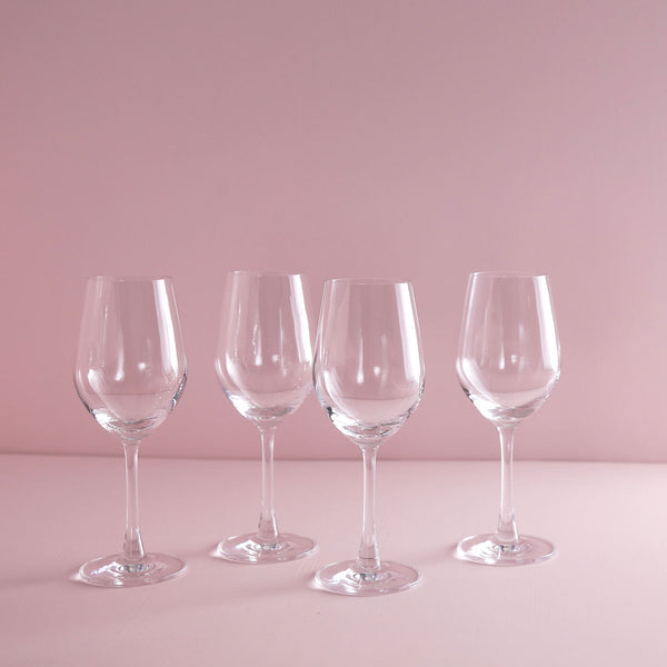 Pure & Simple Chardonnay Glass (4pc) / Regular Stemmed