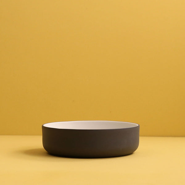 Archive Soup Bowl / Dark Grey