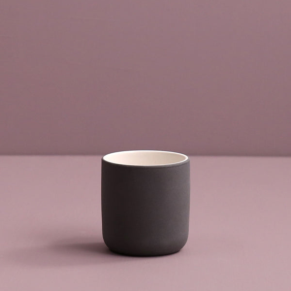 Archive Espresso Cup / Dark Grey / Set of 2