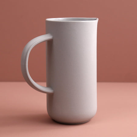 Bomshbee Porcelain Pitcher / Ash