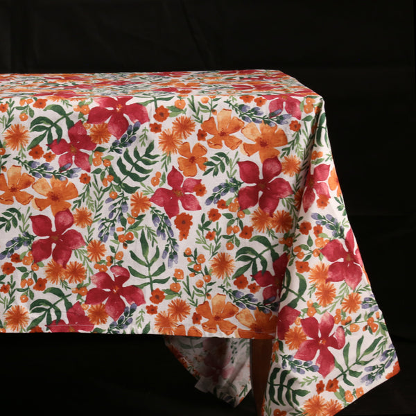Botanica Cotton Tablecloths