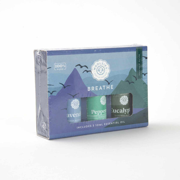 Essential Oils Collection / Breathe