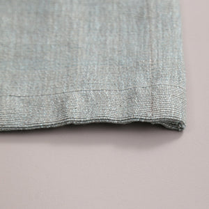 Hand-Woven Heavyweight Cotton Placemats / Celadon