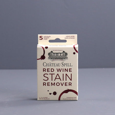 Red Wine Stain Remover Wipes / 5pc Pack