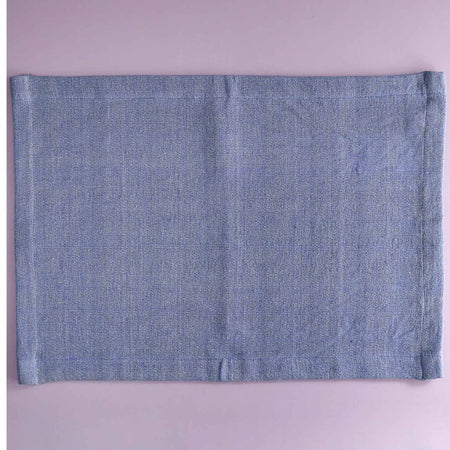 Hand-Woven Heavyweight Cotton Placemats / Aroma