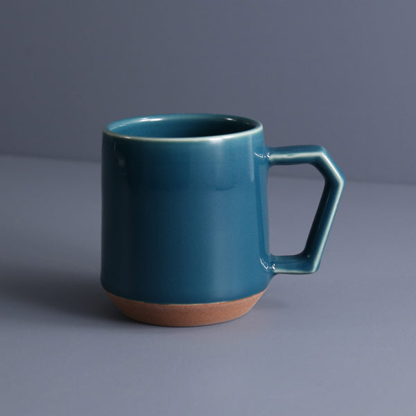 Chips Mug / Solid Emerald
