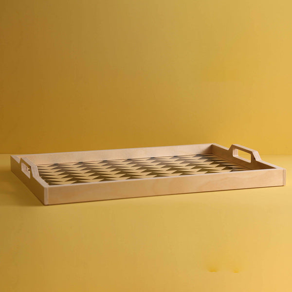 Birch Laminate Tray / Jett