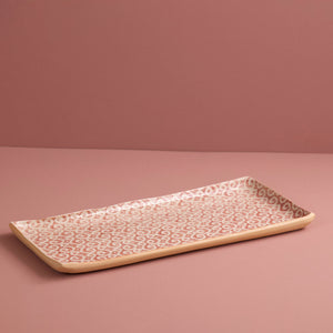 Tart Tray / Marrakesh / Poppy
