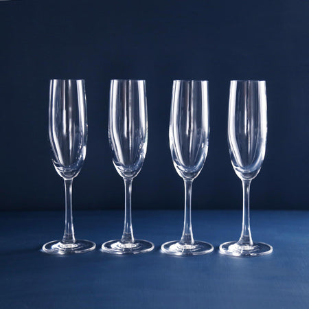 Pure & Simple Champagne Flute / Set of 4