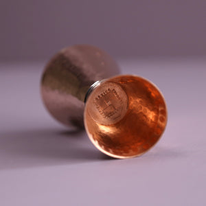 Copper Double Sided Jigger