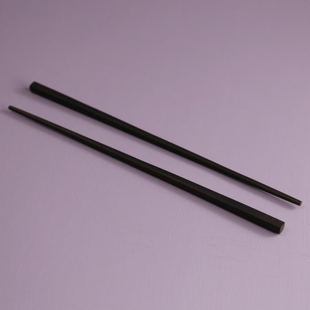 Ebony Teak Chopsticks / Pair