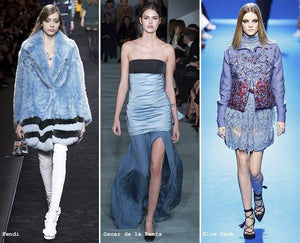 Fall Fashion Guide: 5 Ways How to Color Trend #2 Airy Blue