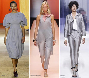 Summer Fashion Guide: How to Wear Color #7 Lilac Grey