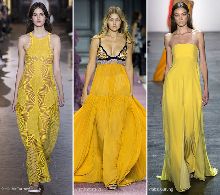 summer fashion guide how to wear color #5 buttercup