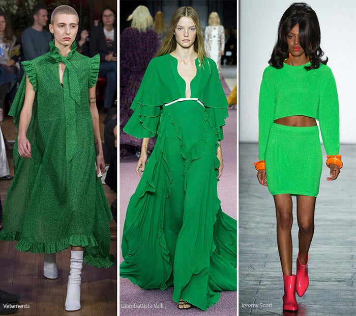 summer 2016 color trends flash green