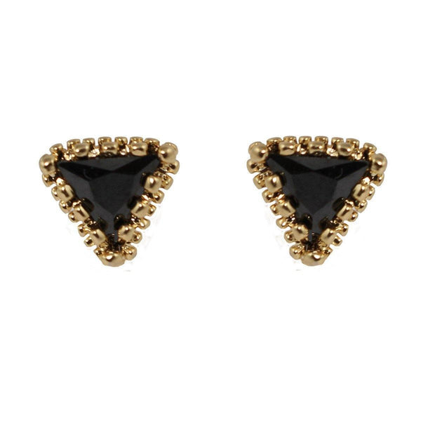 Studs - Colored Triangles Stud