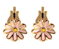 Studs - Pink Cluster Daisy Stud