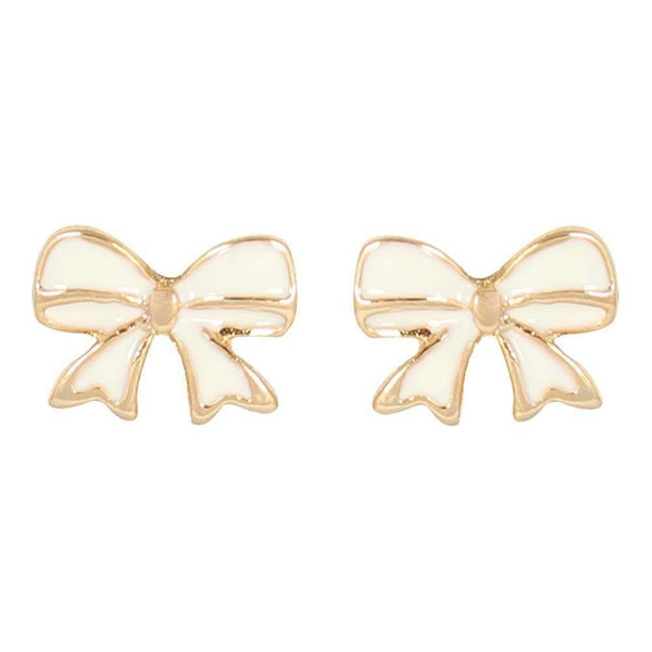 Studs - Simple Bow Stud