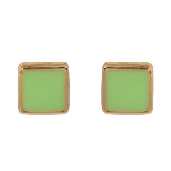 Studs - Simple Colored Square
