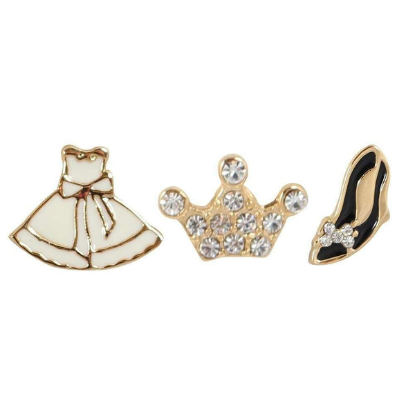 Studs - Swarovski Princess Glam Stud Set