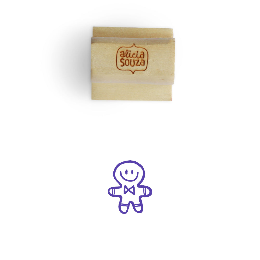 Cookieman Stamp