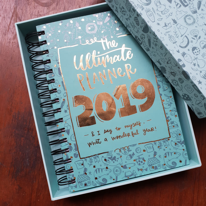 2019 Planner And Calendars Combo