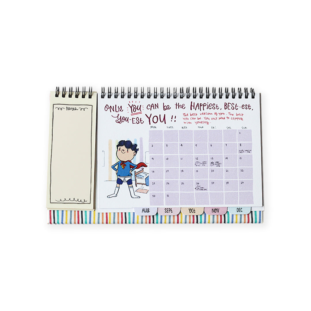 The Ultimate Trio - 2021 Planner & Calendars