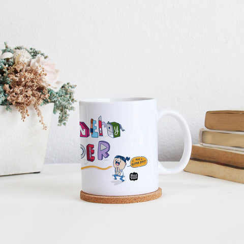 Stationery Hoarder Mug