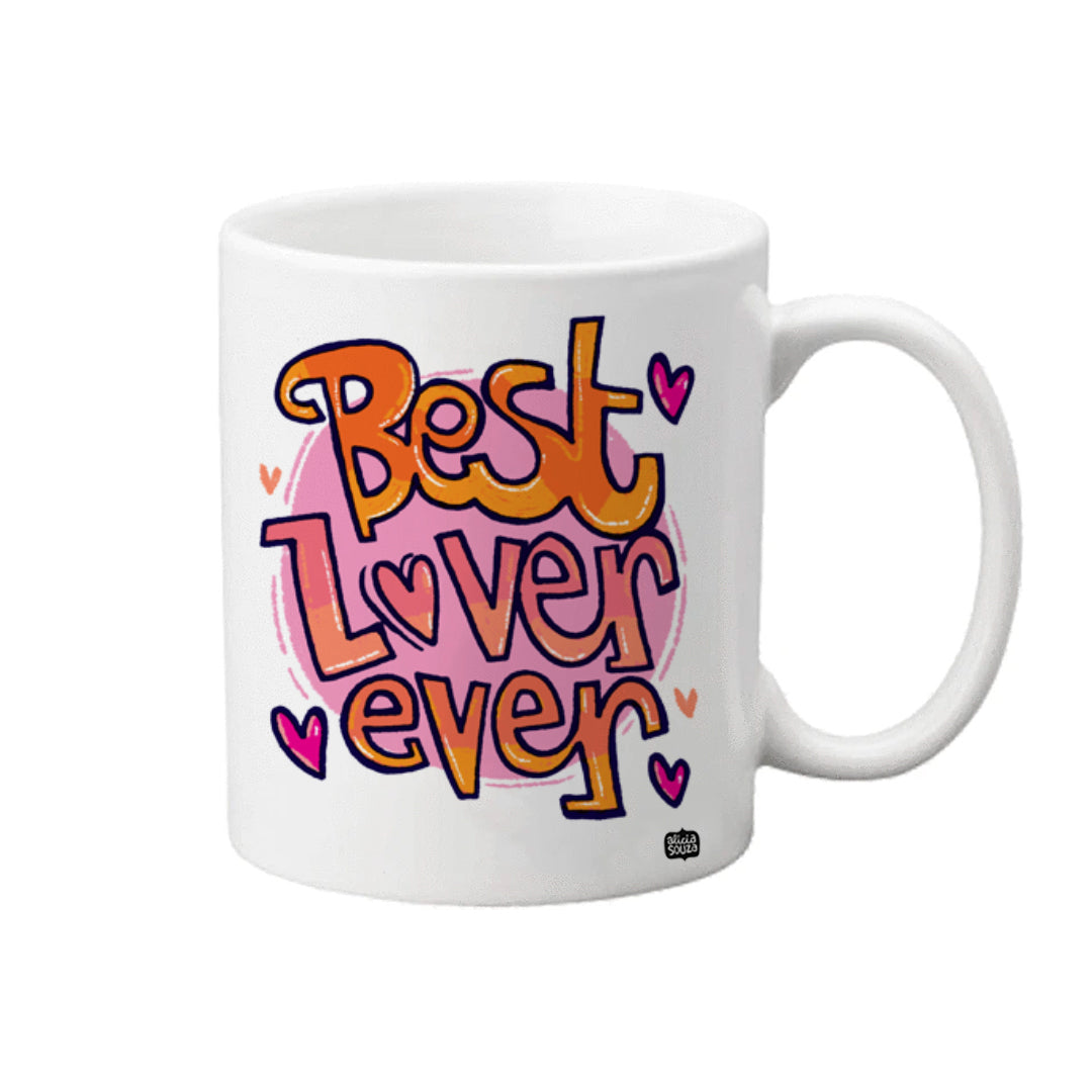 Best Lover Ever Mug