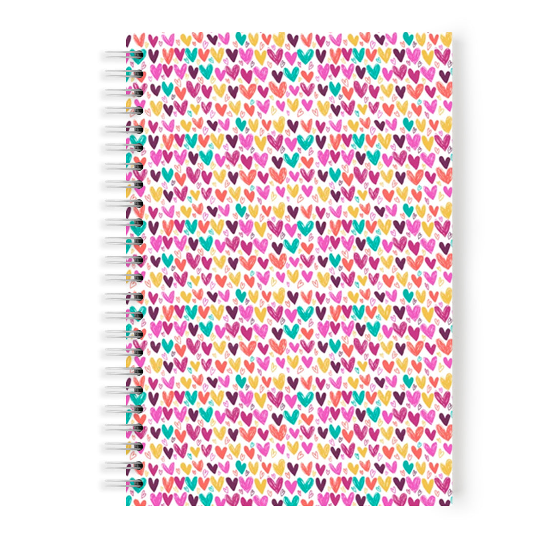 Hearts Jotbook