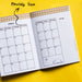 PRE ORDER : A Year Of Cheer 2020 Pocket Planner-Planner-Alicia Souza-1-Alicia Souza