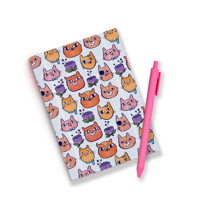 Happy Cats Jotbook