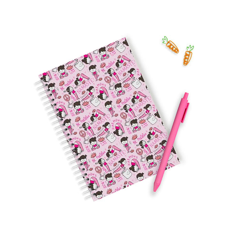 Yoga Notebook