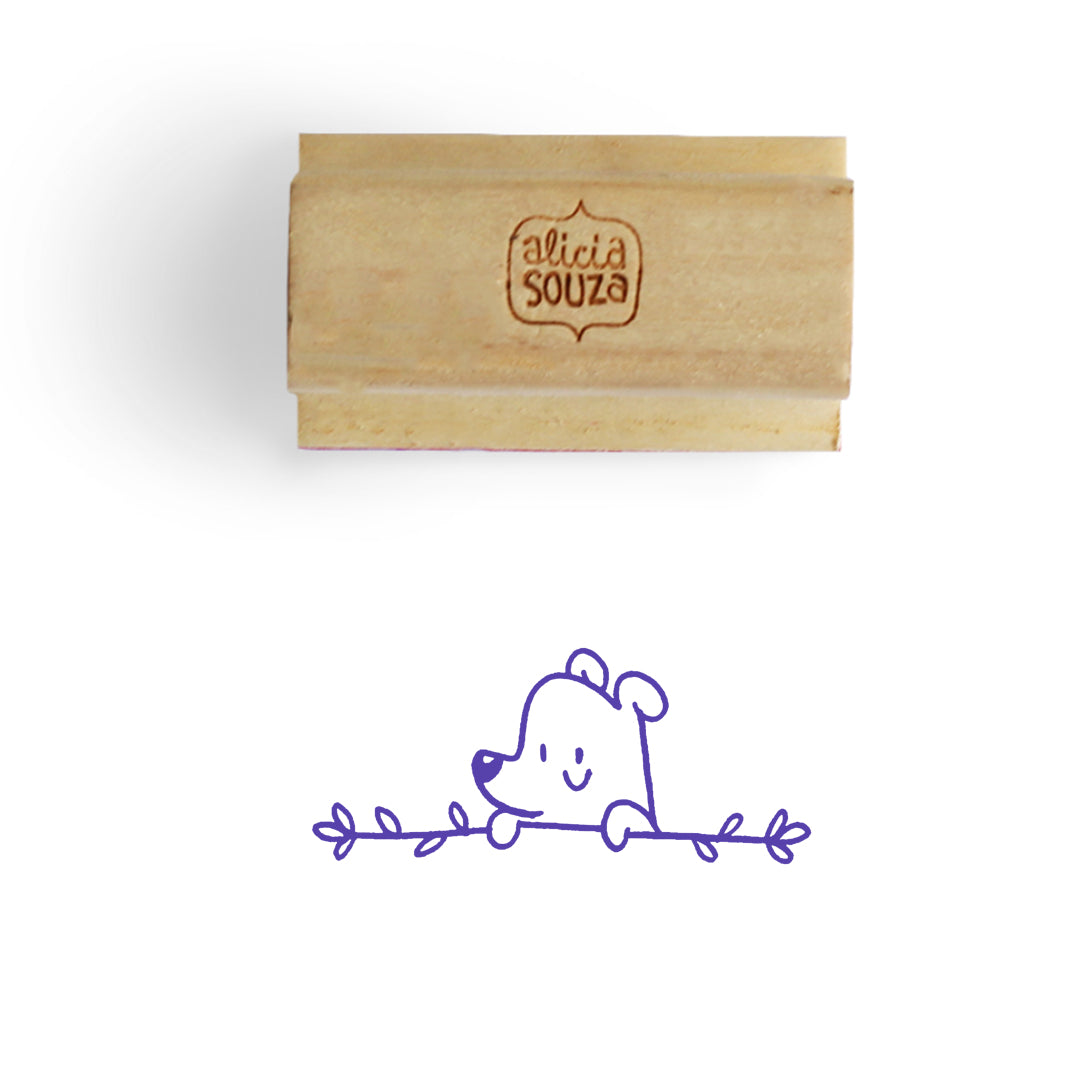Charlie Address Stamp