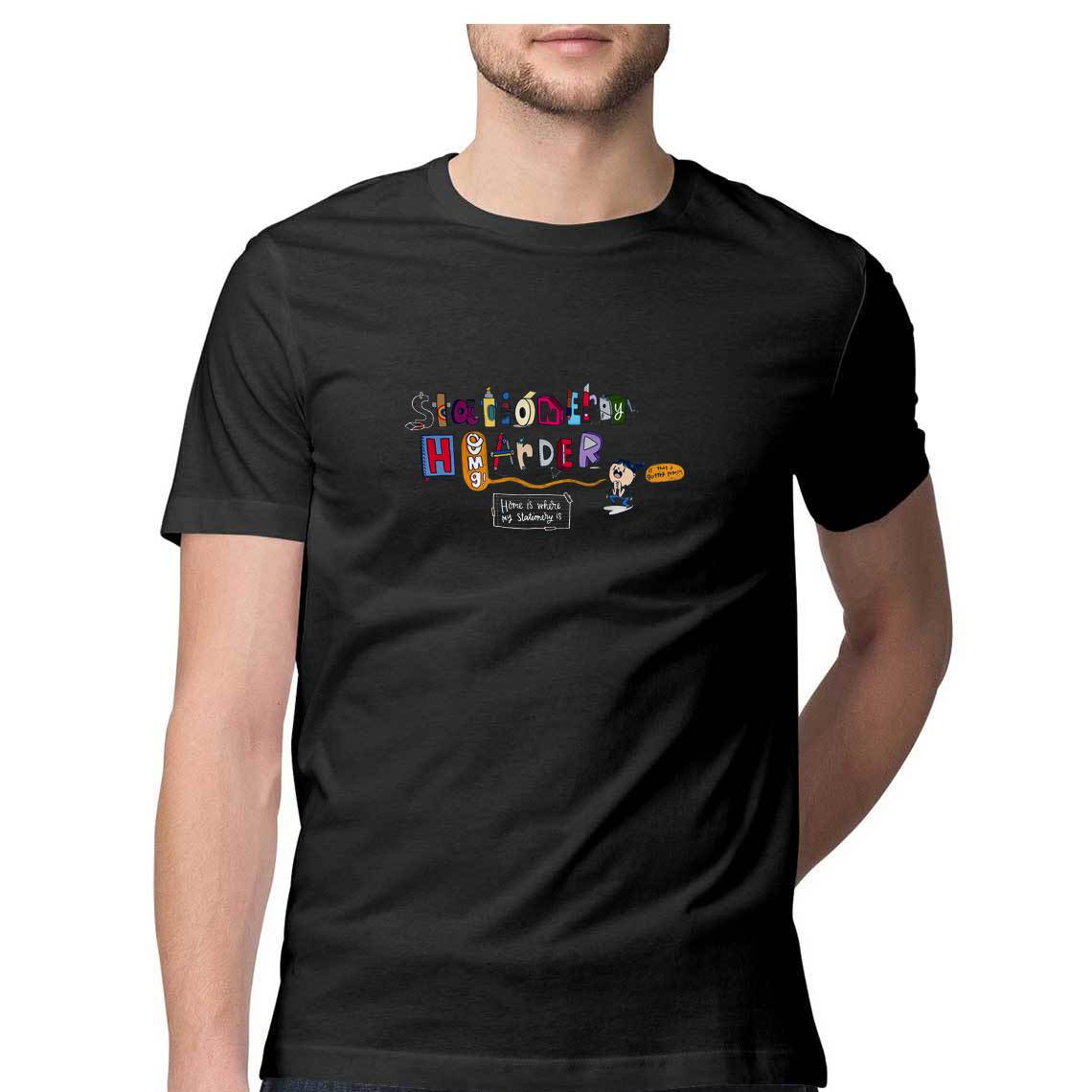 Stationery Hoarder T-shirt