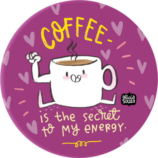 Coffee is the Secret - PopSockets Grips