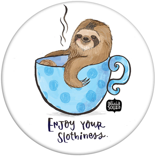 Enjoy Your Slothiness - PopSockets Grips