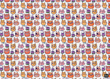 Happy Cats Wrapping Paper