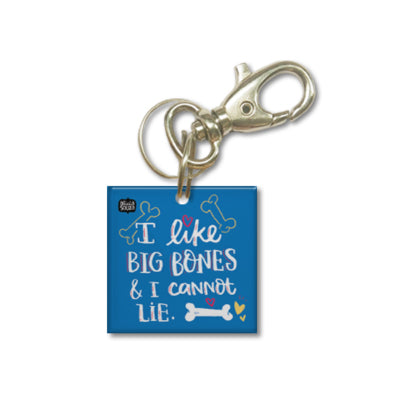 Big Bones Dog Tag