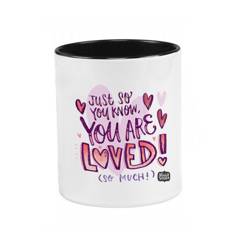 You're Loved Pen Stand