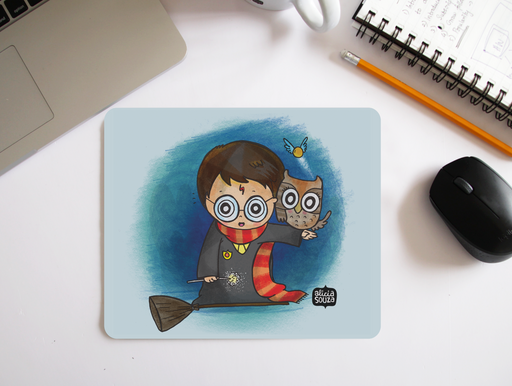 Harry Potter Mouse Pad - Alicia Souza