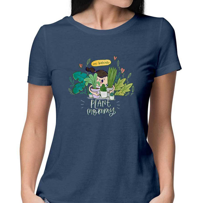 Plant Mommy T-shirt