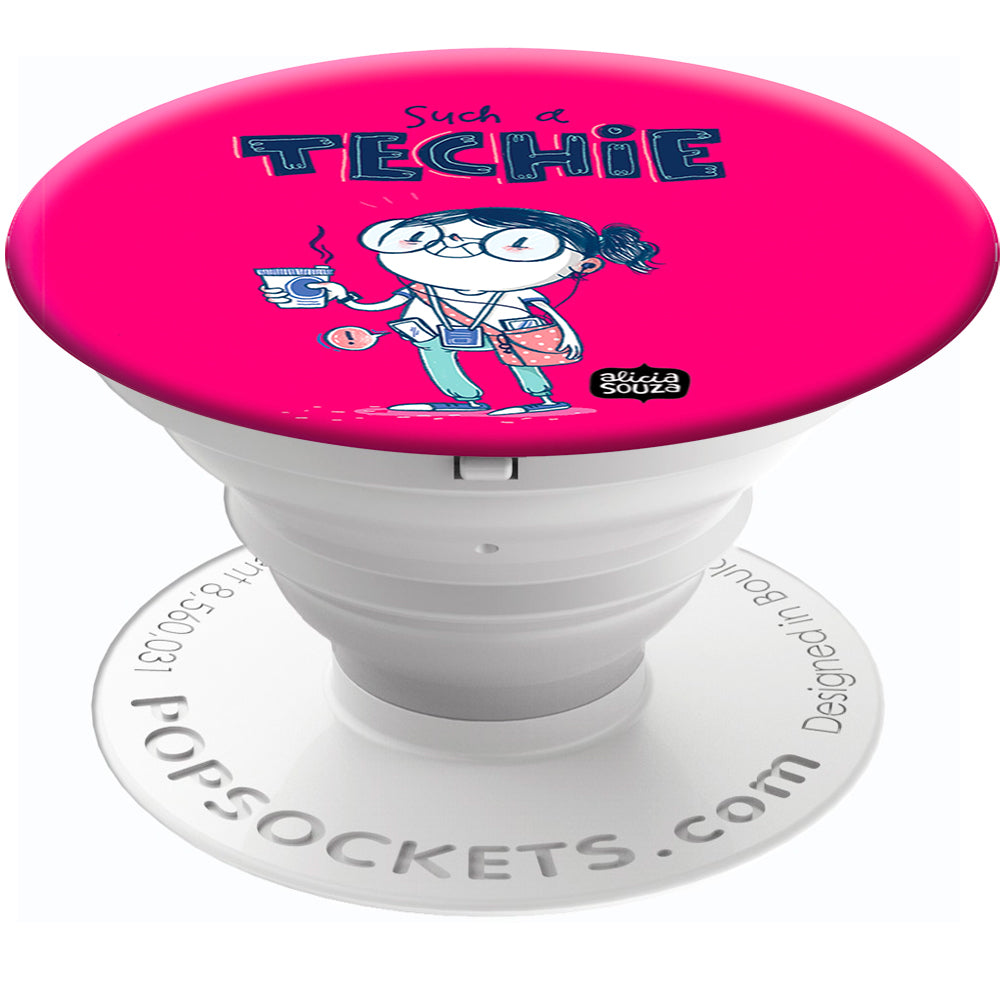 Such a Techie - PopSockets Grips