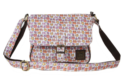 Happy Cats Sling Bag