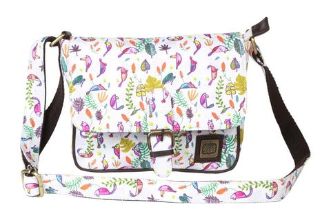 Parrots and Peace Sling Bag