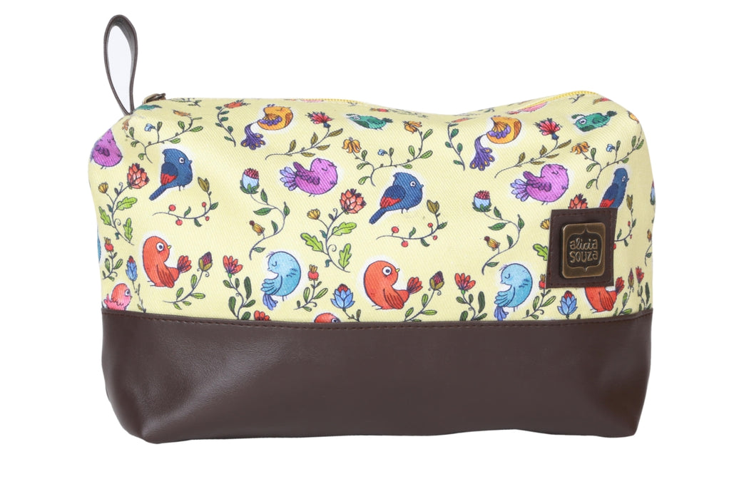 Little Birdie Travel Pouch - Alicia Souza