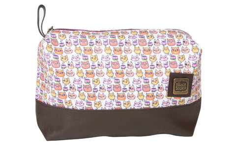 Happy Cats Travel Pouch