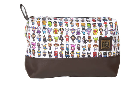 Superhero Travel Pouch