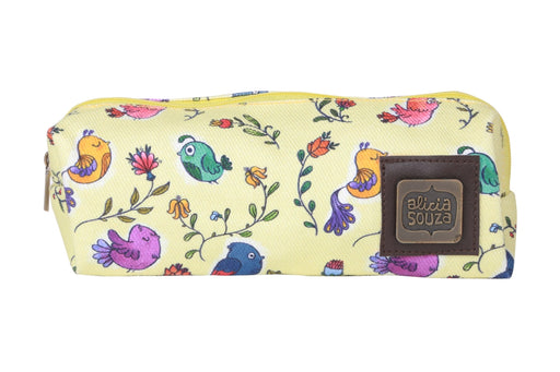Little Birdie Pencil Pouch - Alicia Souza